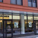 оформление магазина керхер